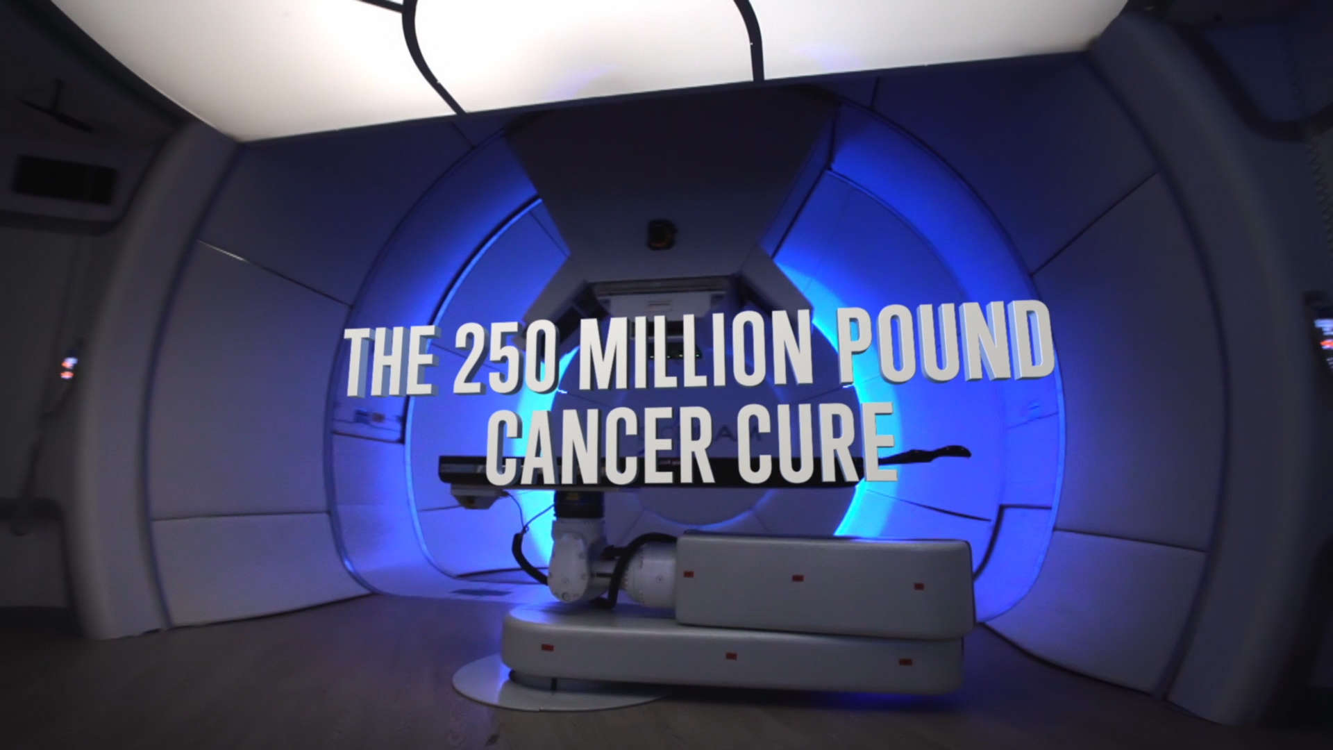 The 250 Million Pound Cancer Cure